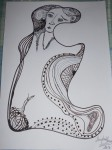 Obras de arte:  : España : Galicia_La_Coruña : Santiago_de_Compostela : muller 1