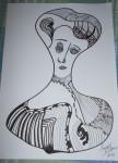 Obras de arte:  : España : Galicia_La_Coruña : Santiago_de_Compostela : muller 2