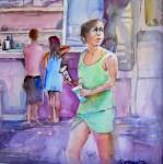 Obras de arte:  : Estados_Unidos : Florida : delray : Summer stroll