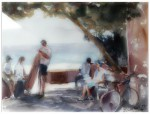 Obras de arte:  : Estados_Unidos : Florida : delray : A corner in the shade