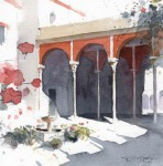 Obras de arte:  : España : Andalucía_Sevilla :  : patio 124