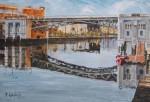 Obras de arte: Europa : España : Euskadi_Bizkaia : Bilbao : PUENTE DEUSTO
