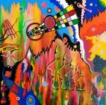 Obras de arte: Europa : España : Catalunya_Barcelona : Castelldefels : Perfiles