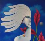 """Obras de arte: America : Perú : Lima : chosica : """"Enigmatica"""""""