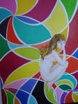 Obras de arte: America : Argentina : Rio__Negro : Bariloche : LA MUJER Y EL MOVIMIENTO
