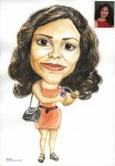 Obras de arte: America : Colombia : Santander_colombia : Bucaramanga : caricatura 13