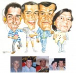 Obras de arte: America : Colombia : Santander_colombia : Bucaramanga : caricatura 17