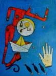 Obras de arte: America : Cuba : Ciudad_de_La_Habana : El_Vedado : Danza con peces.