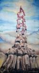 Obras de arte:  : España : Catalunya_Tarragona :  : Un pedazo de cielo