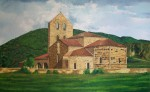 Obras de arte: Europa : España : Castilla_y_León_Burgos : burgos : San Salvador de Cantamuda (Palencia)