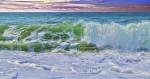 Obras de arte: Europa : España : Andalucía_Granada : almunecar : desde la playa