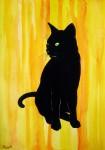 Obras de arte:  : Ecuador : Manabi :  : Gato Negro