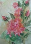 Obras de arte: America : Chile : Region_Metropolitana-Santiago : Macul : rosas