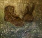 Obras de arte:  : Argentina : Buenos_Aires : san_antonio_de_areco : Cada uno en sus zapatos