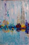 Obras de arte:  : Argentina : Rio__Negro : Cipolletti : barcos