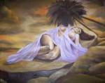 Obras de arte:  : Chile : Maule :  : Modelo en las Rocas