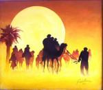 Obras de arte:  : Chile : Maule :  : Sobre el Sol del Desierto