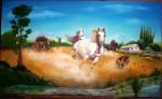 Obras de arte:  : Chile : Maule :  : En caseria de Caballo