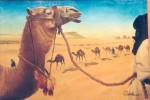 Obras de arte:  : Chile : Maule :  : Caravanas de Camellos