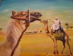 Obras de arte:  : Chile : Maule :  : Rebaños del desierto
