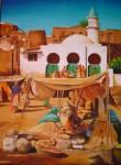 Obras de arte:  : Chile : Maule :  : Feria en Persa