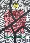 Obras de arte:  : España : Catalunya_Barcelona : Barcelona : LINE AND COLOR-5