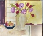 Obras de arte:  : España : Castilla_La_Mancha_Toledo : Talavera_de_la_Reina : flores