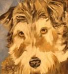 Obras de arte: Europa : España : Principado_de_Asturias : Gijón : perro