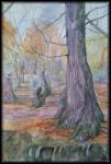 Obras de arte:  : España : Galicia_Pontevedra : Redondela : O Bosque