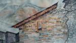 Obras de arte:  : España : Galicia_Pontevedra : Redondela : A cabana dos Ancares