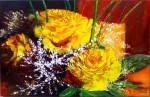 Obras de arte:  : España : Andalucía_Granada : Granada_ciudad : Ramos de rosas