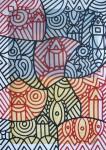 Obras de arte:  : España : Catalunya_Barcelona : Barcelona : LINEA Y COLOR-22