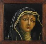 Obras de arte: America : Colombia : Antioquia : Envigado : Via crusis IV