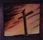 Obras de arte: America : Colombia : Antioquia : Envigado : Via crusis XIII