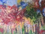Obras de arte: America : Argentina : Buenos_Aires : Capital_Federal : Pintando el otoño