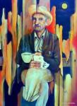 Obras de arte: America : Colombia : Antioquia : Medellin : Merienda