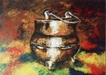 Obras de arte: America : Colombia : Antioquia : Envigado : Olla 3