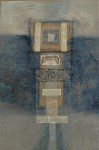 """Obras de arte: America : Argentina : Buenos_Aires : boulogne : Serie """"Libros""""I"""