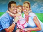 Obras de arte:  : Colombia : Antioquia : Medellin : happy family