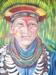 Obras de arte:  : Colombia : Antioquia : Medellin : chaman