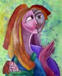 Obras de arte:  : Cuba : Ciudad_de_La_Habana :  : Maternidad