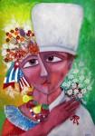 Obras de arte:  : Cuba : Ciudad_de_La_Habana :  : El amor estra por la cocina