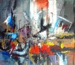 Obras de arte: America : Colombia : Santander_colombia : Bucaramanga : trama urbana