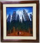 Obras de arte: America : Ecuador : Tungurahua : Ambato : The Arboreal Office