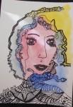 Obras de arte:  : España : Galicia_La_Coruña : Santiago_de_Compostela : O que está 2