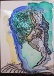 Obras de arte:  : España : Galicia_La_Coruña : Santiago_de_Compostela : O que está 3