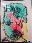 Obras de arte:  : España : Galicia_La_Coruña : Santiago_de_Compostela : O que está 4