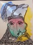 Obras de arte:  : España : Galicia_La_Coruña : Santiago_de_Compostela : O que está 5