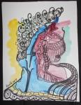Obras de arte:  : España : Galicia_La_Coruña : Santiago_de_Compostela : O que está 6