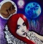 Obras de arte: America : M�xico : Puebla : puebla_ciudad : Y si me pidiera la luna